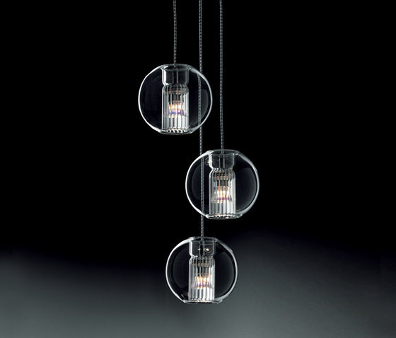 Fairy S S - R 3 by Leucos | Suspended lights