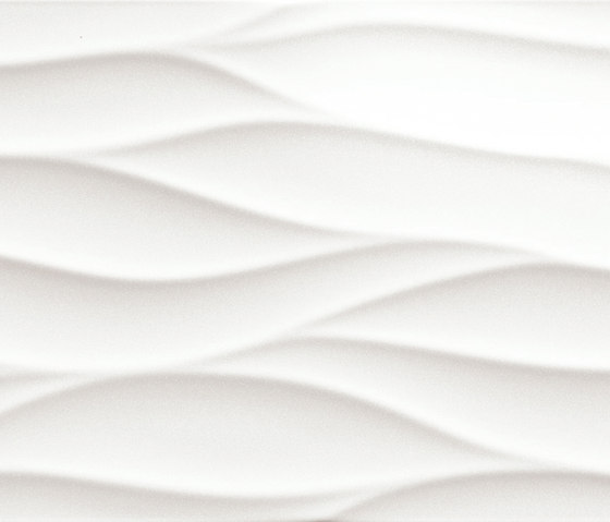 Lumina Curve White Gloss 25x75 di Fap Ceramiche   Piastrelle ceramica