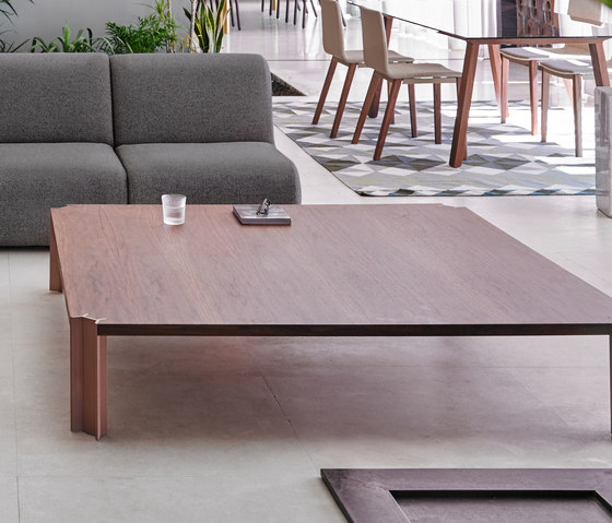 Crossing by Punt Mobles | Lounge tables