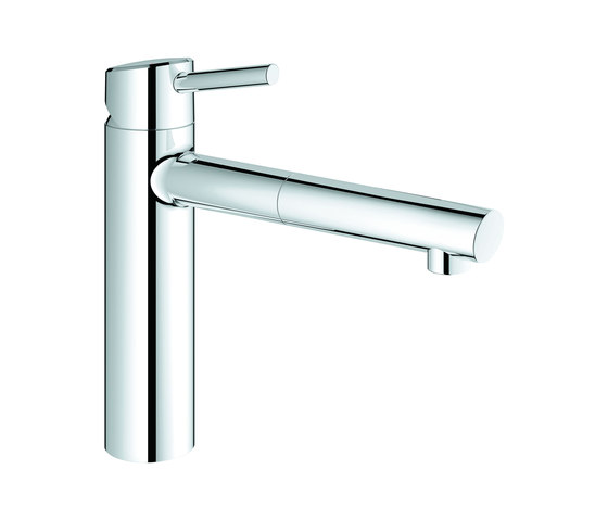 """Concetto Single-lever sink mixer 1/2"""" by GROHE   Kitchen taps"""