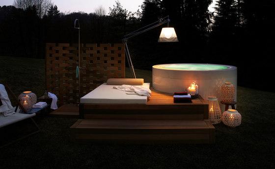 Zen Pool Deck von Exteta | Cocoon Möbel