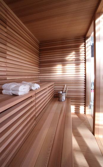 Zen Sauna di Exteta | Saune