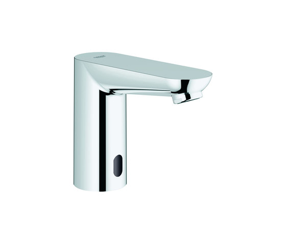 """Euroeco CE Infra-red electronic basin tap 1/2"""" without mixing device by GROHE   Wash basin taps"""