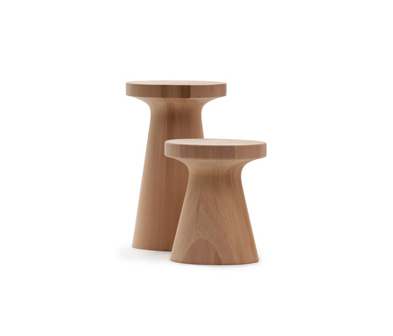 Zen Cap and Zen Stool by Exteta | Stools