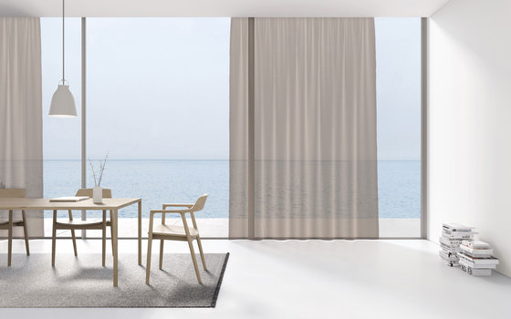 Tampico II - 0126 by Kinnasand | Drapery fabrics