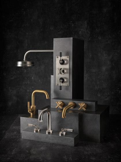 LMK Industrial Group by Samuel Heath | Wash basin taps