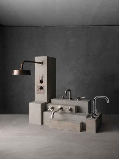 LMK Pure Group by Samuel Heath | Wash basin taps