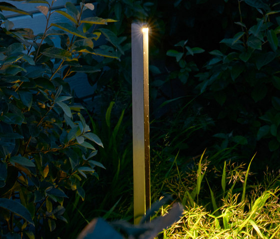 MIRROR Spot LED INOX 316 Polished di PVD Concept | Lampade outdoor pavimento
