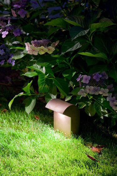 SIMPLY Short 20cm Brass LED de PVD Concept | Iluminación LED