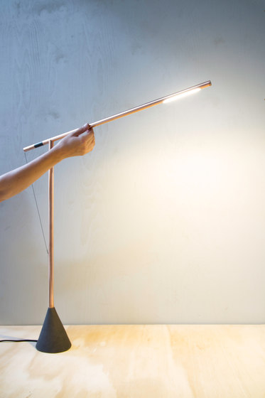 Balance by Tuttobene | Table lights