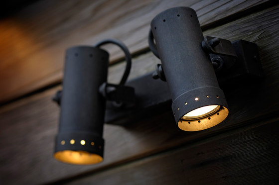 NONA Beam LED SPOT by PVD Concept | Outdoor wall lights