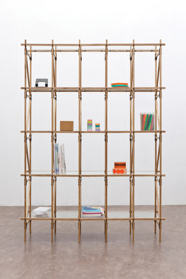 Frameworks open cabinet di Tuttobene | Scaffali