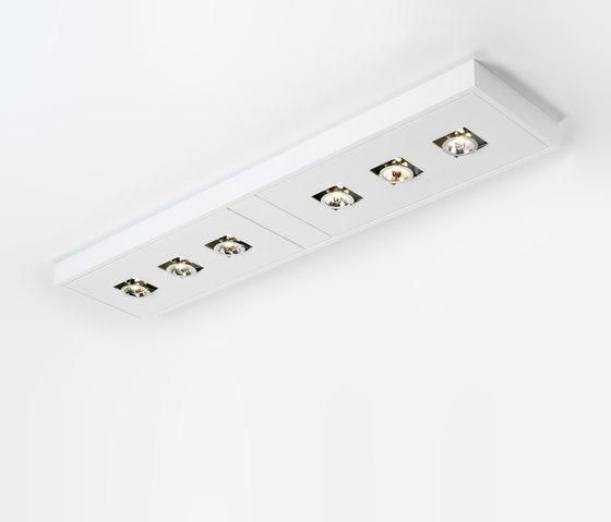 WHITE-LINE LONG AR48 di PVD Concept | Lampade plafoniere