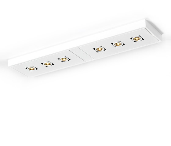 WHITE-LINE LONG AR48 LED by PVD Concept | Ceiling lights