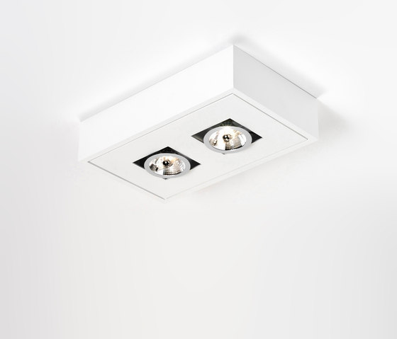 WHITE-LINE DUO AR70 by PVD Concept | Ceiling lights
