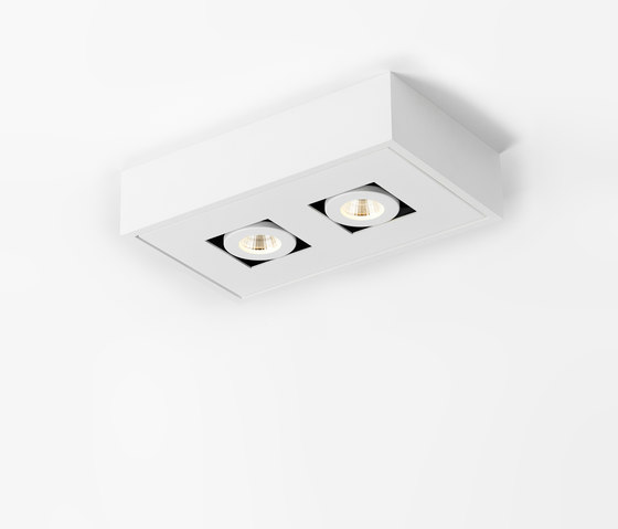 WHITE-LINE DUO AR70 LED by PVD Concept | Ceiling lights