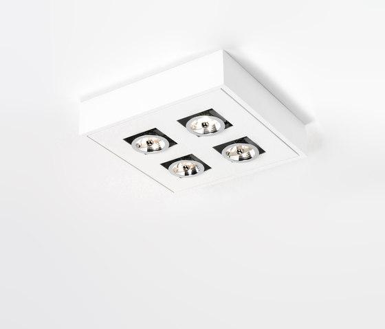 WHITE-LINE QUADRA AR70 by PVD Concept | Ceiling lights