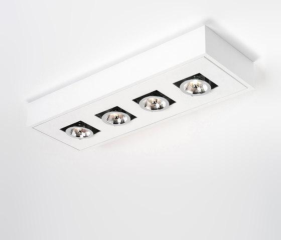 WHITE-LINE QUADRA LINE AR70 by PVD Concept | Ceiling lights