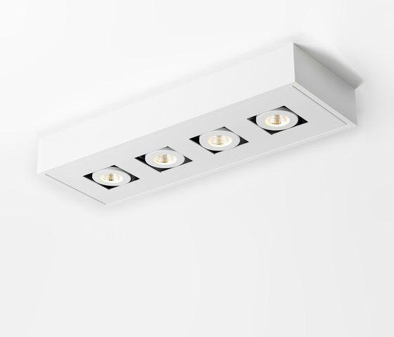 WHITE-LINE QUADRA AR70 LED by PVD Concept | Ceiling lights