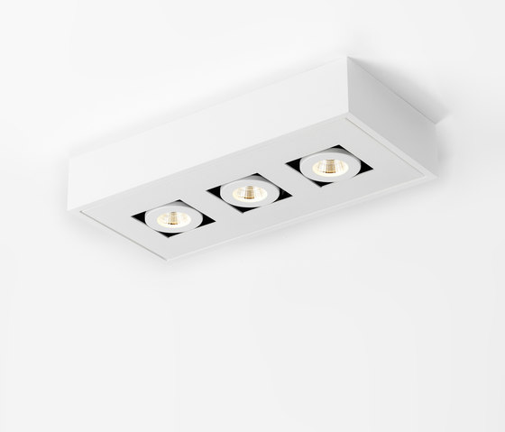 WHITE-LINE TETRA AR70 LED by PVD Concept | Ceiling lights