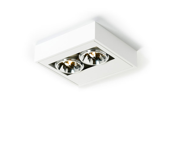 WHITE-LINE SMALL DUO AR111 by PVD Concept | Ceiling lights
