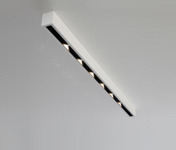 WHITE-LINE NIS 1800 DOWN de PVD Concept | Plafonniers