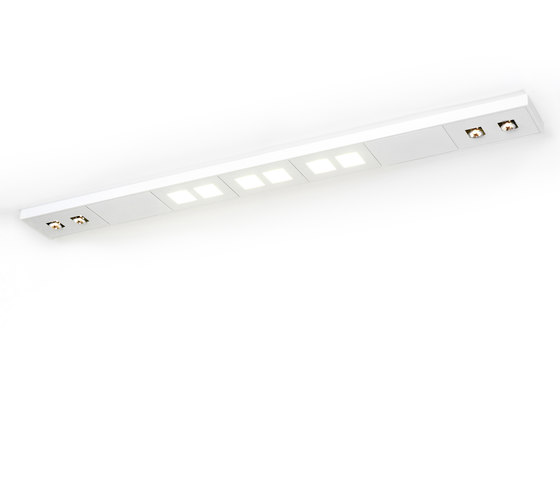 WHITE-LINE XL AR48, AR48 LED or FIX LED di PVD Concept | Lampade plafoniere