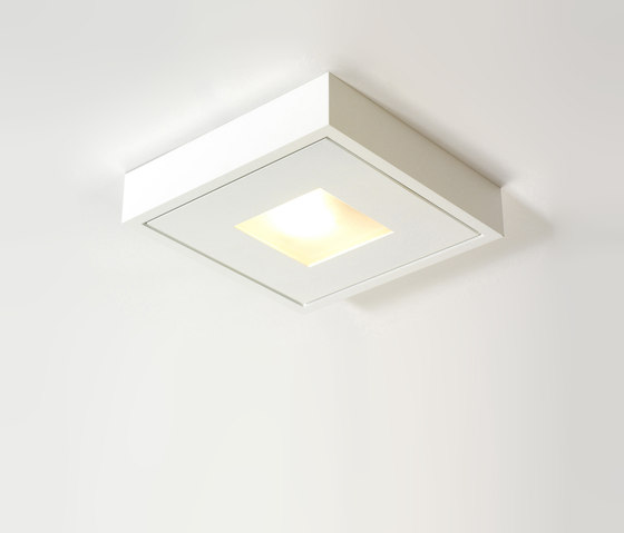 WHITE-LINE FIX UNO LED de PVD Concept | Plafonniers