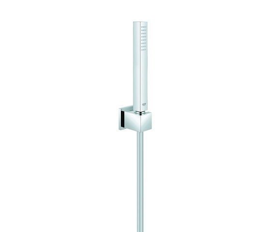 Euphoria Cube Stick Wall holder set 1 spray by GROHE   Shower controls