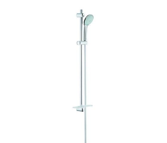 Euphoria 110 Duo Shower rail set 2 sprays by GROHE | Shower controls