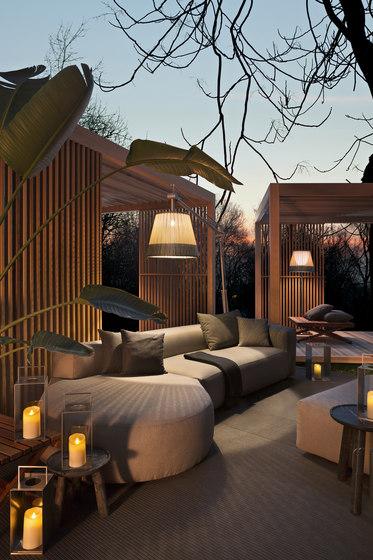 Montecarlo lounge de Exteta | Canapés