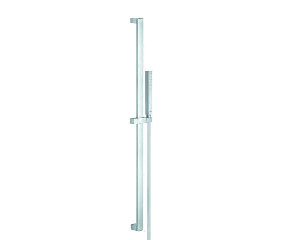 Euphoria Cube Stick Shower rail set 1 spray by GROHE | Shower controls