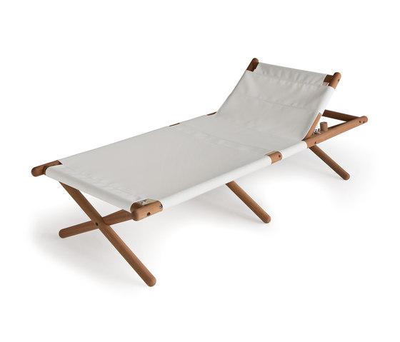 Paraggi Sun Lounger von Exteta | Sonnenliegen / Liegestühle