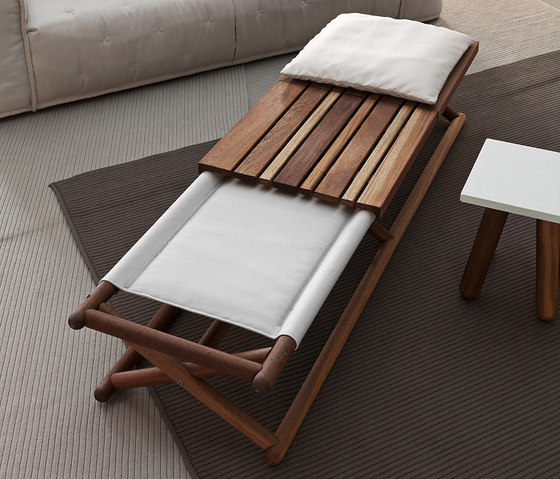 Paraggi Bench von Exteta | Sitzbänke