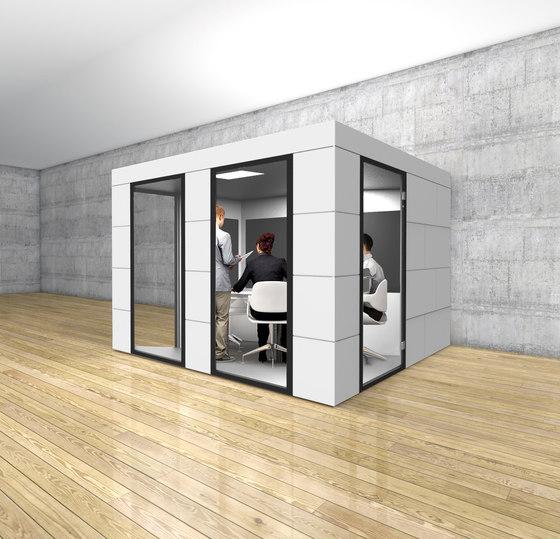 Conference Unit de OFFICEBRICKS | Cabinas de oficina
