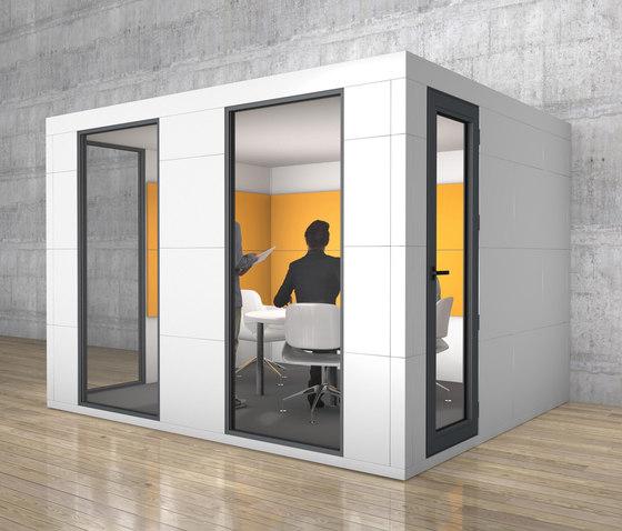 Conference Unit de OFFICEBRICKS | Separación de ambientes