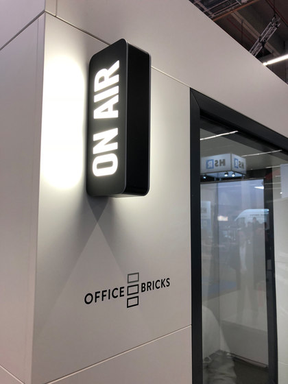 Phone Unit OnAir de OFFICEBRICKS | Sistemas de oficina