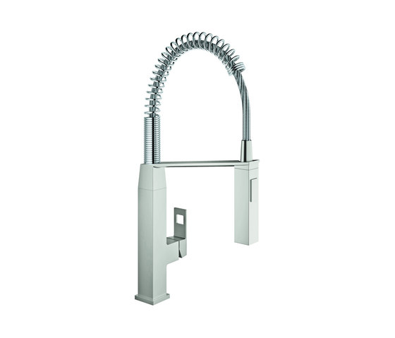 """Eurocube Single-lever sink mixer 1/2"""" by GROHE   Kitchen taps"""