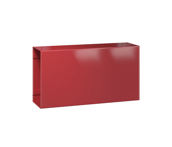 Newspaper slot | S-box | steel by Serafini | Mailboxes