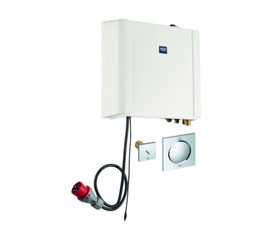 GROHE F-digital Deluxe Steam generator 6.6 kW by GROHE | Steam showers