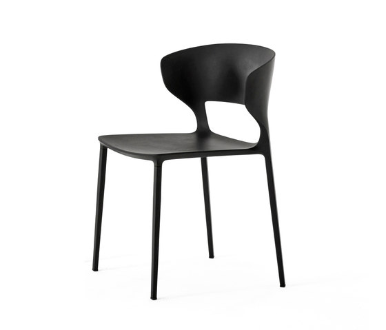 Koki chair by Desalto | Chairs
