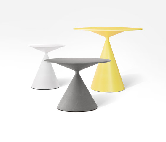 Mini Clay small tables by Desalto | Side tables