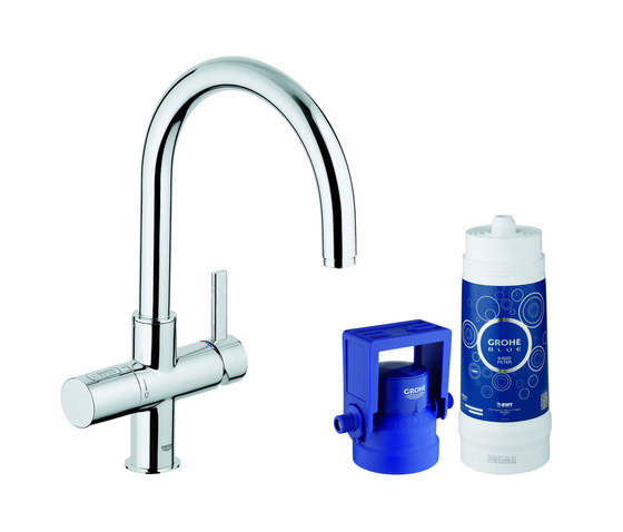 GROHE Blue® Pure Starter kit by GROHE   Kitchen taps