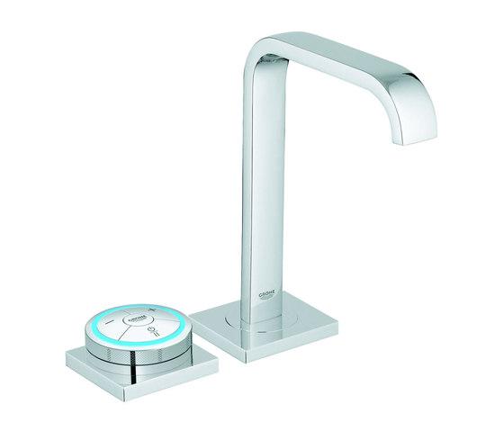 Atrio Icon 3D 3-hole deck-mount basin mixer | Architonic