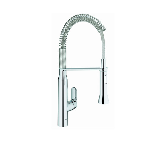 "K7 Foot Control Electronic single-lever sink mixer 1/2"" by GROHE 