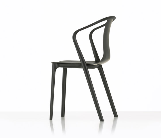 belleville armchair plastic mehrzweckst hle von vitra architonic. Black Bedroom Furniture Sets. Home Design Ideas