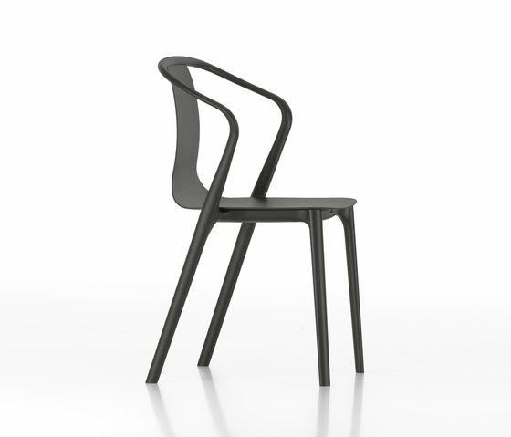 Belleville Armchair Plastic di Vitra | Sedie