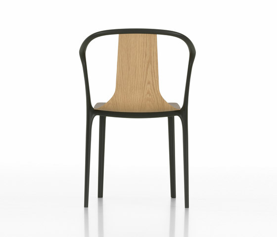 Belleville Chair Wood de Vitra | Sillas multiusos
