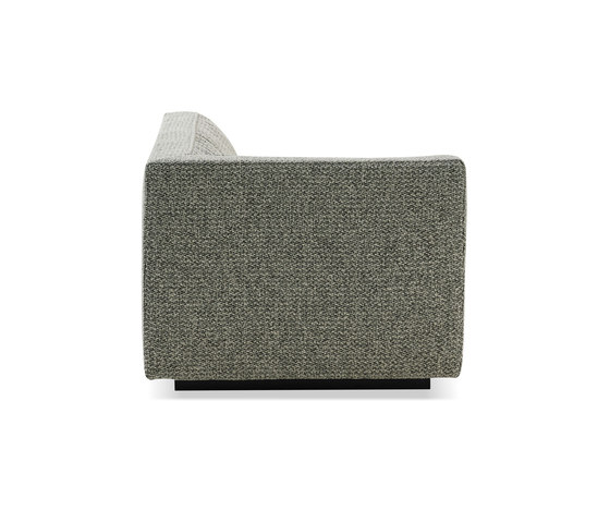 Infinito Lounge Sectional Chaise de Studio TK | Sofás