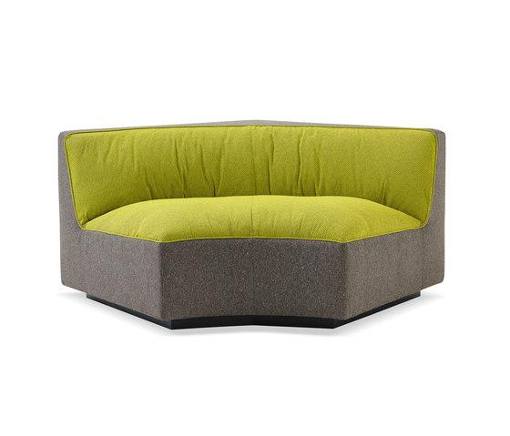Infinito Lounge Sectional Corner by Studio TK | Modular seating elements